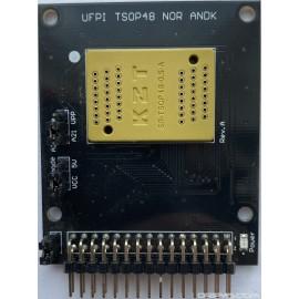Adapter NOR TSOP48 Pinboard