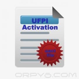 Activation JTAG