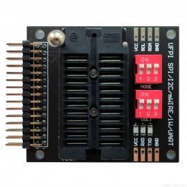 Adapter SPI / I2C / 1W / UART ZIF Aries