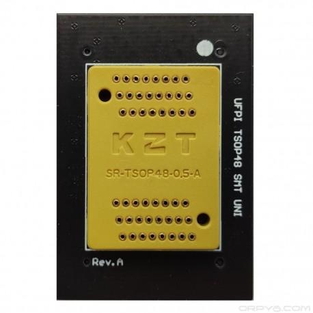 TSOP48 Pinboard SMT