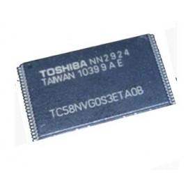 NAND Flash K9F1G08U0D-SCB0