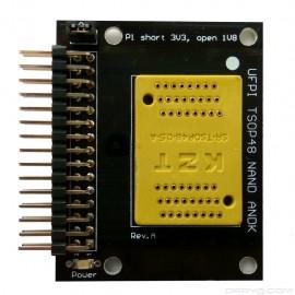 Адаптер NAND TSOP48 Pinboard