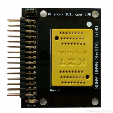 Adapter NAND Pinboard
