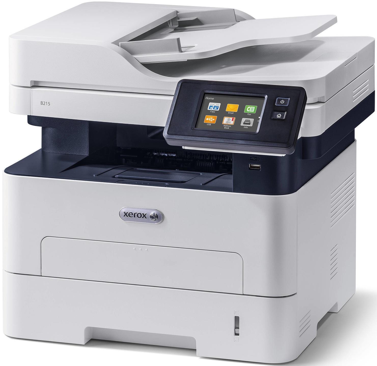 Xerox B215 фикс (fix) прошивка