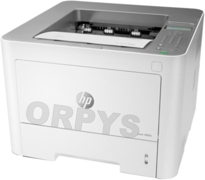 HP Laser 407nk fix firmware chipless