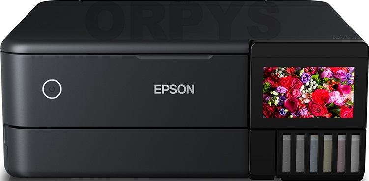 Epson EcoTank L8160 drivers download