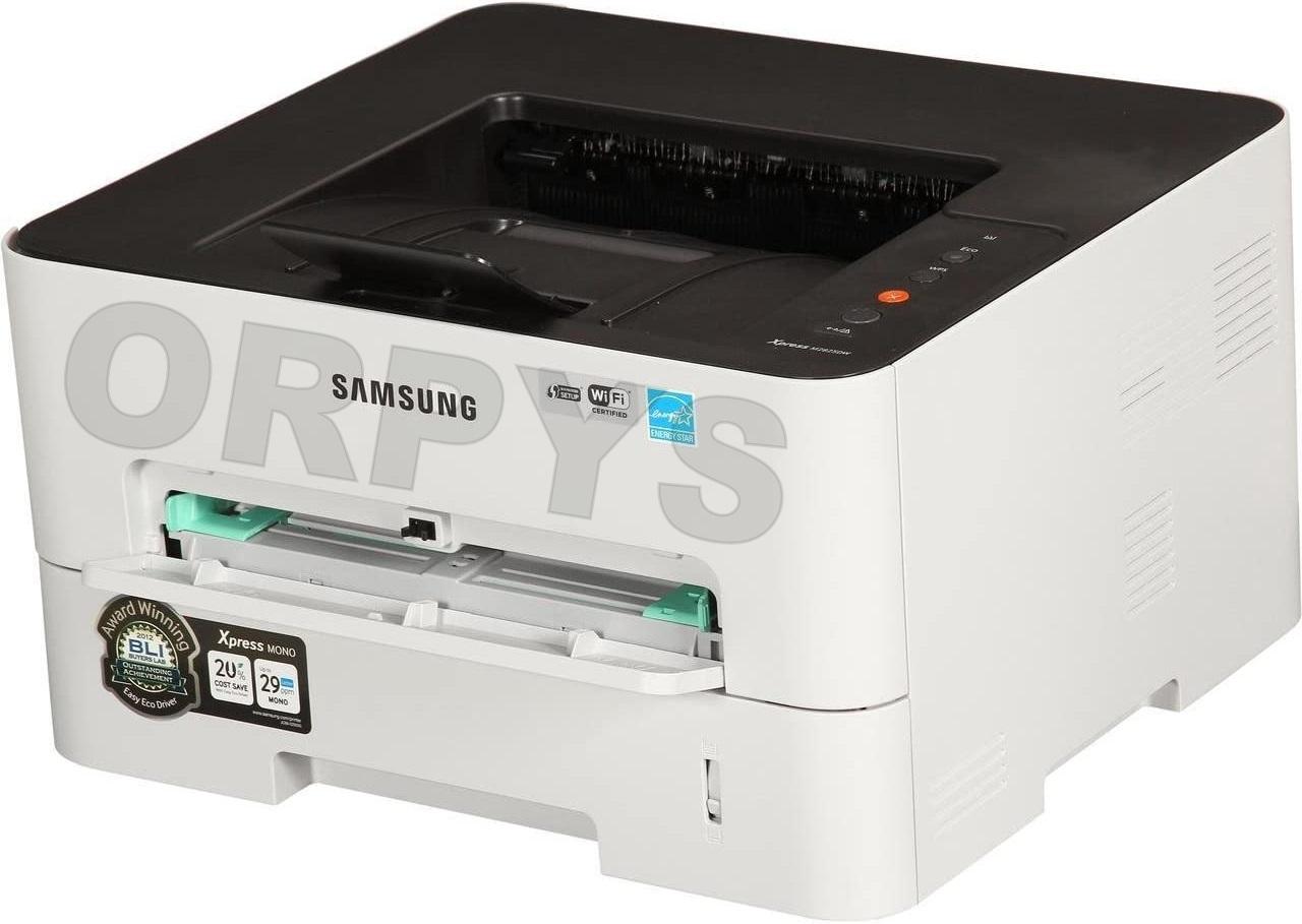 Samsung Xpress SL-M3015DW, SL-M3015ND fix firmware chipless