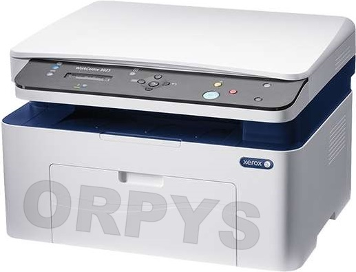 Xerox WorkCentre 3025BI fix firmware chipless