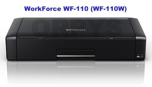Epson WorkForce WF-110 WF-110W driver download