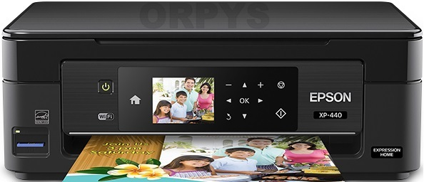 Epson Expression Home XP-440, XP-446 drivers download
